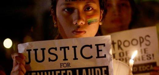 Justice for Jennifer Laude is Justice for Filipino Women is Justice for the Nation