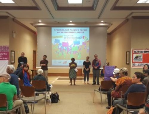Blog Post: APWLD And Our Members At HLPF And GLPF