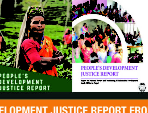 People's Development Justice Report From The Region