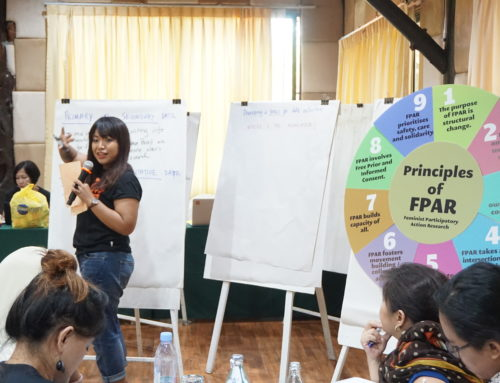 Podcast: What Feminist Participatory Action Research (FPAR) Means for APWLD and Partners