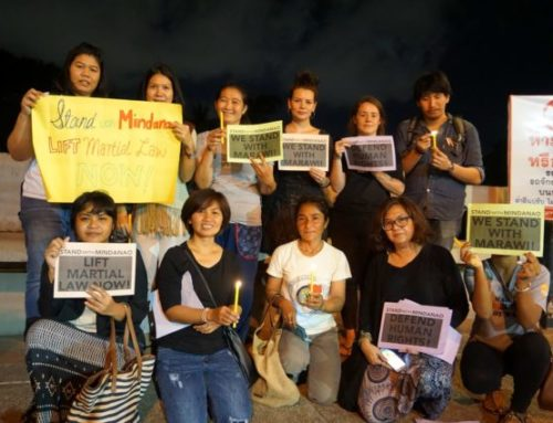 Press Release: Rights Victims to Testify Against Duterte at International Tribunal in Brussels