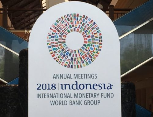 Press Release: At the World Bank and International Monetary Fund Annual Meetings, Officials Have No Idea What They are Talking About