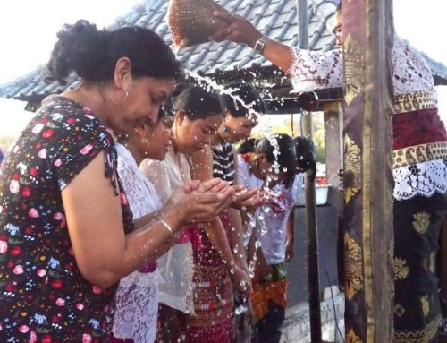 Press Release: Feminists Denounce the World Bank and International Monetary Fund in Traditional Balinese Ritual