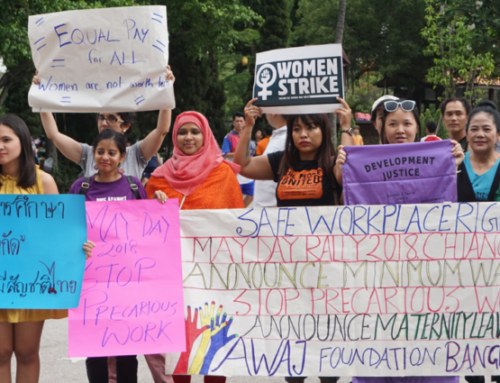 Blog Post: Decent Work Left Behind – Reality Of Women Workers In Asia