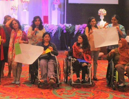 Podcast: The Role of Women with Disabilities in Achieving Development Justice