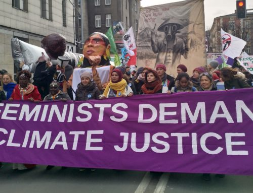 Blog: Our Feminist Demands for COP24