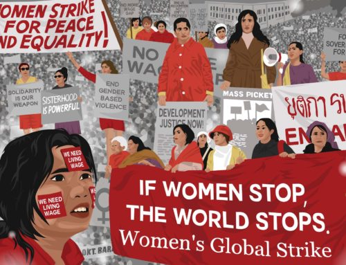 Press Release: On Labour Day, Feminist Groups Reiterate Call for A Women's Global Strike