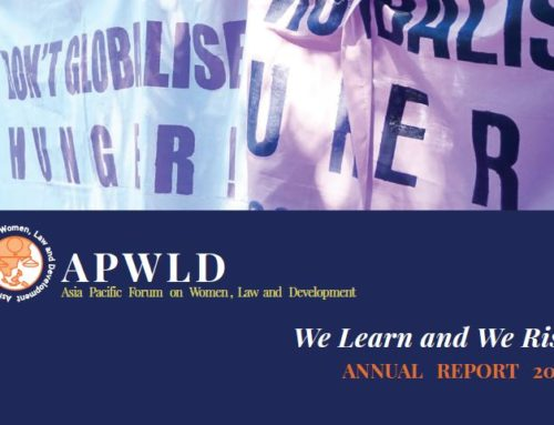 Read: APWLD's 2018 Annual Report