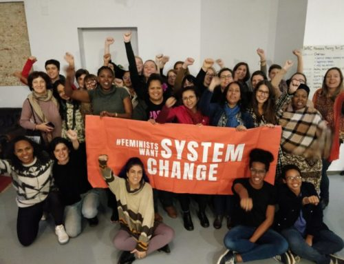 Press Release: Women and Gender Rights Activists Demand  Climate Justice at COP 25