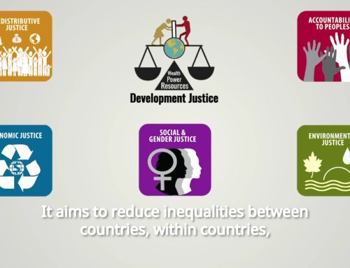 LAUNCH: Development Justice 2.0
