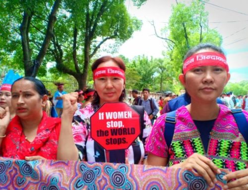 Press Release: Feminists Around The World Call For A Women's Global Strike On March 8, 2020