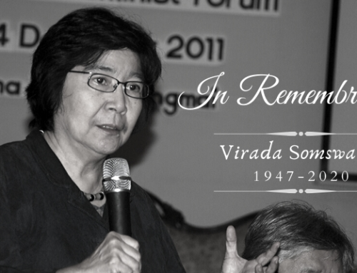 Tribute For Virada Somswasdi (1947-2020)