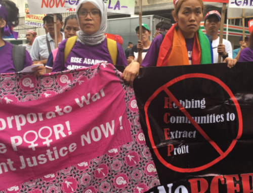 Video Launch: Women's Movement Across Asia and the Pacific Demand #NoRCEP